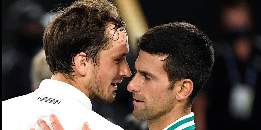 Собкин — об уровне тенниса на Играх в Токио: «Достаточно того, что играют первый и второй номера в мире»