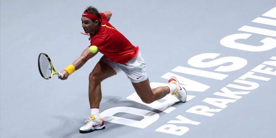 Энди Маррей: «Я бы хотел посмотреть, как Надаль играет с кем-то из топ-теннисисток»