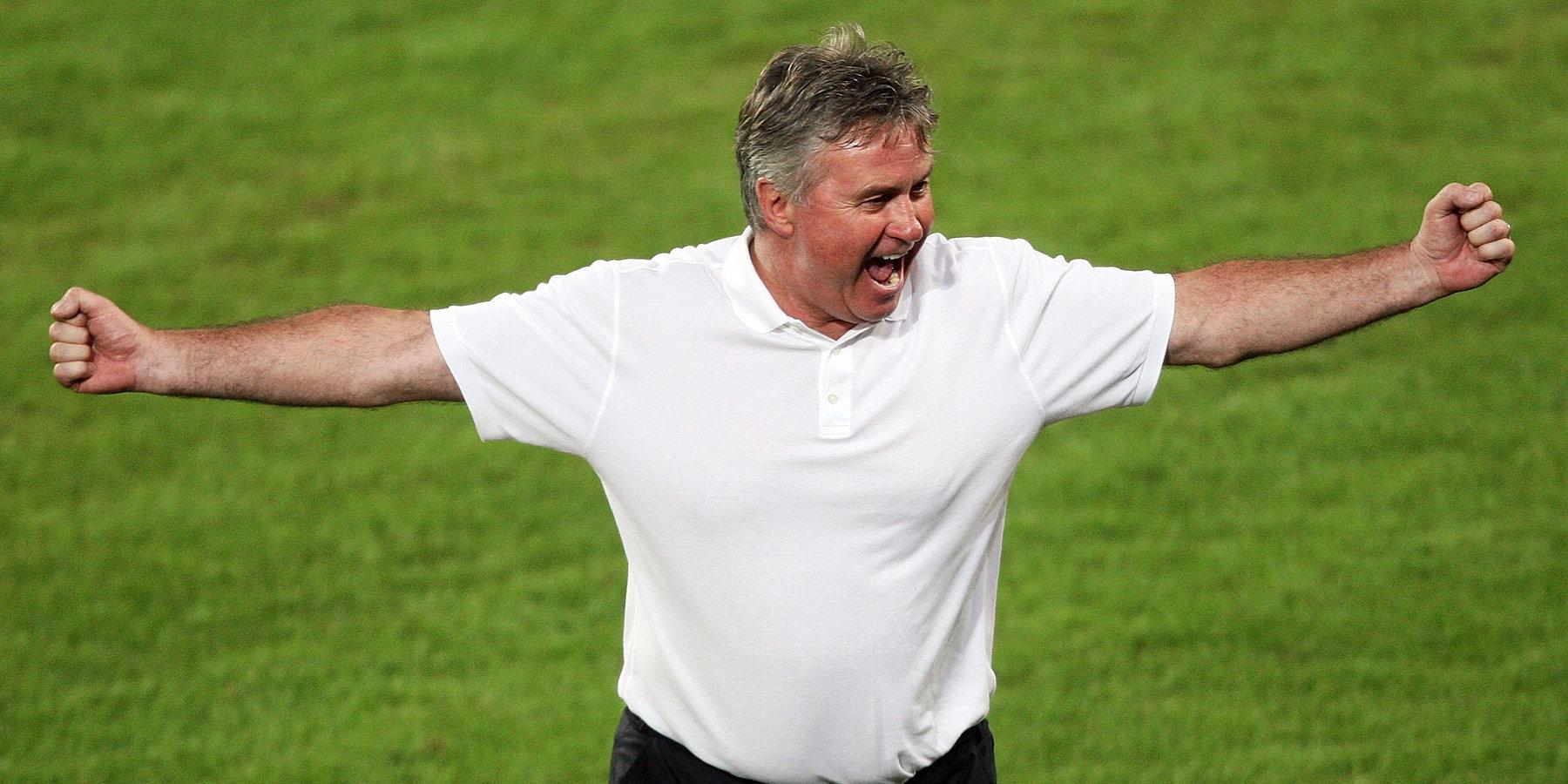 Хиддинк — номер один среди тренеров-иностранцев в России