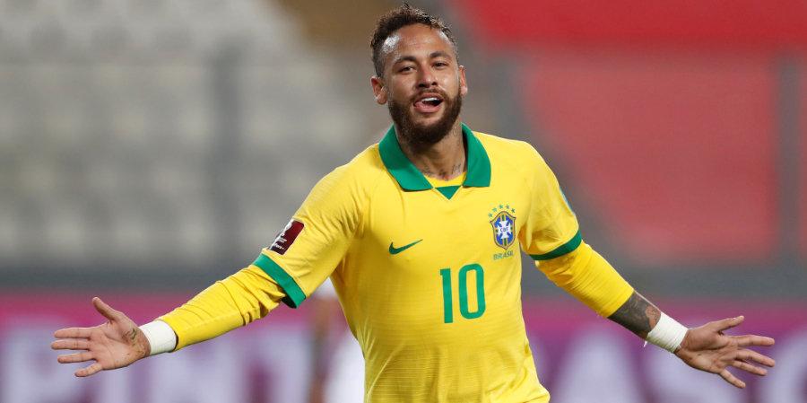 Назван состав сборной Бразилии на Кубок Америки