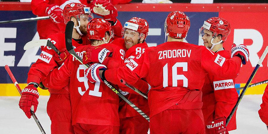 Владислав Третьяк — о встрече со Швецией: «Это хоккей высочайшего уровня, как будто финальный матч ЧМ»