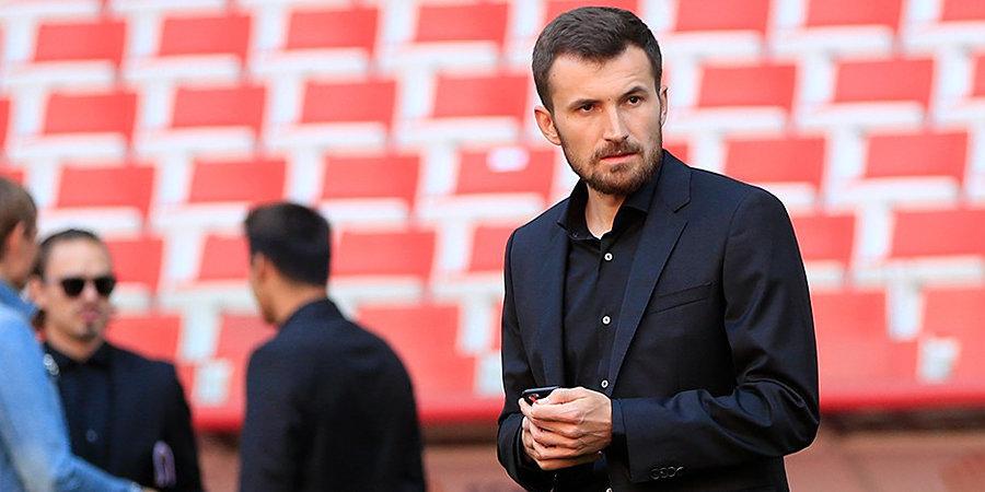 Человек, похожий на начальника «Спартака», заходил в судейскую перед дерби с «Локомотивом»