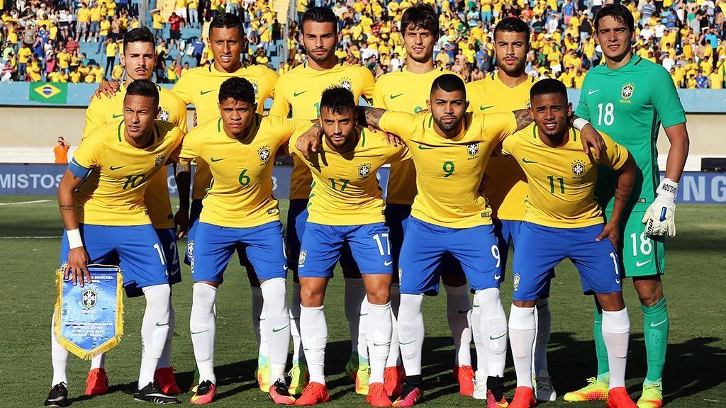 Бразилия против испании футбол
