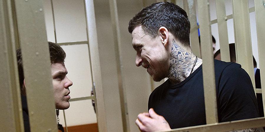 Суд отвергнул апелляцию Кокорина иМамаева