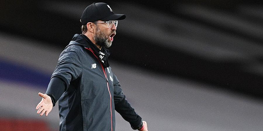 «Ливерпуль» в гостях уступил «Саутгемптону» и потерпел второе поражение в сезоне АПЛ