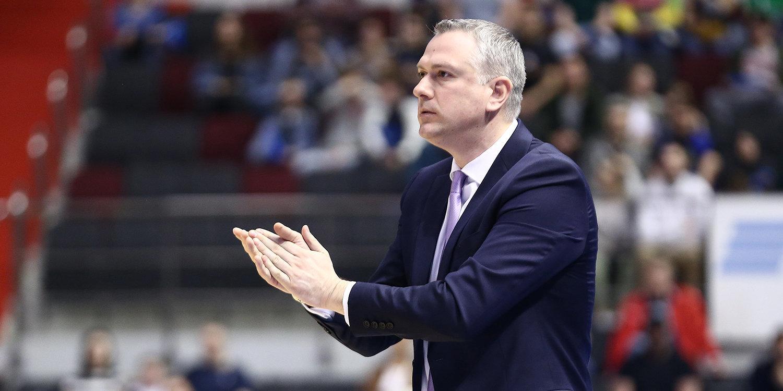 Райкович — новый главный тренер «Автодора»