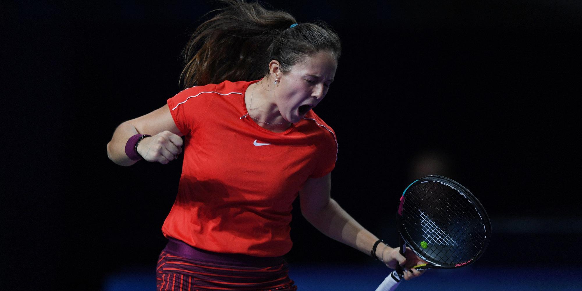Касаткина уступила в первом круге турнира в Брисбене