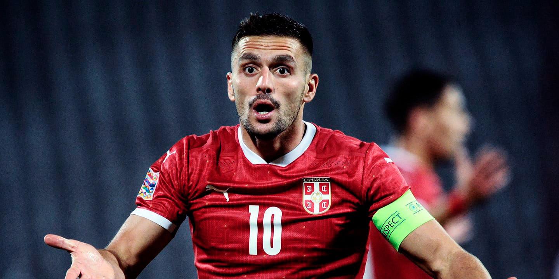 Сербия победила Люксембург в отборе ЧМ, датчане оказались сильнее сборной Молдавии