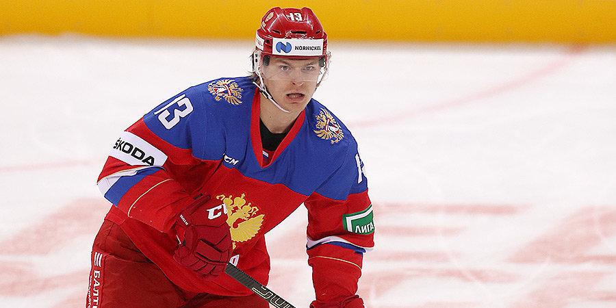 18-летний российский форвард Пономарев подписал контракт новичка с «Каролиной»