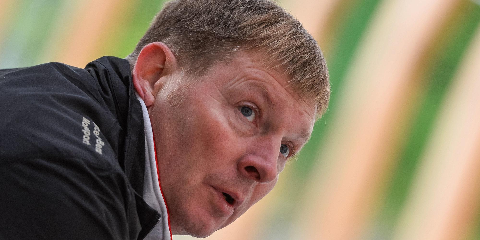 Александр Зубков: «Мысильные ребята, чистые спортсмены, инам нечего стыдиться»