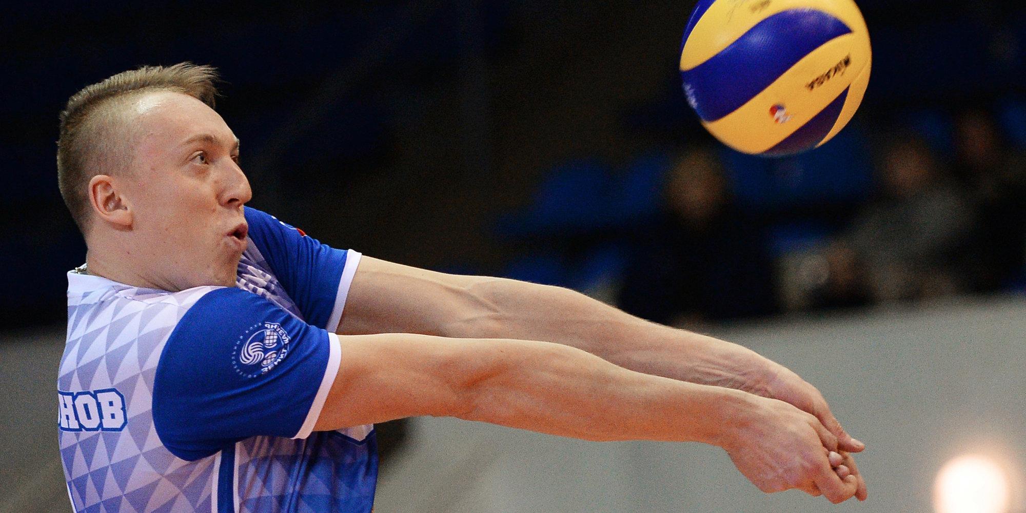 Спиридонов подписал контракт с греческим «Олимпиакосом»