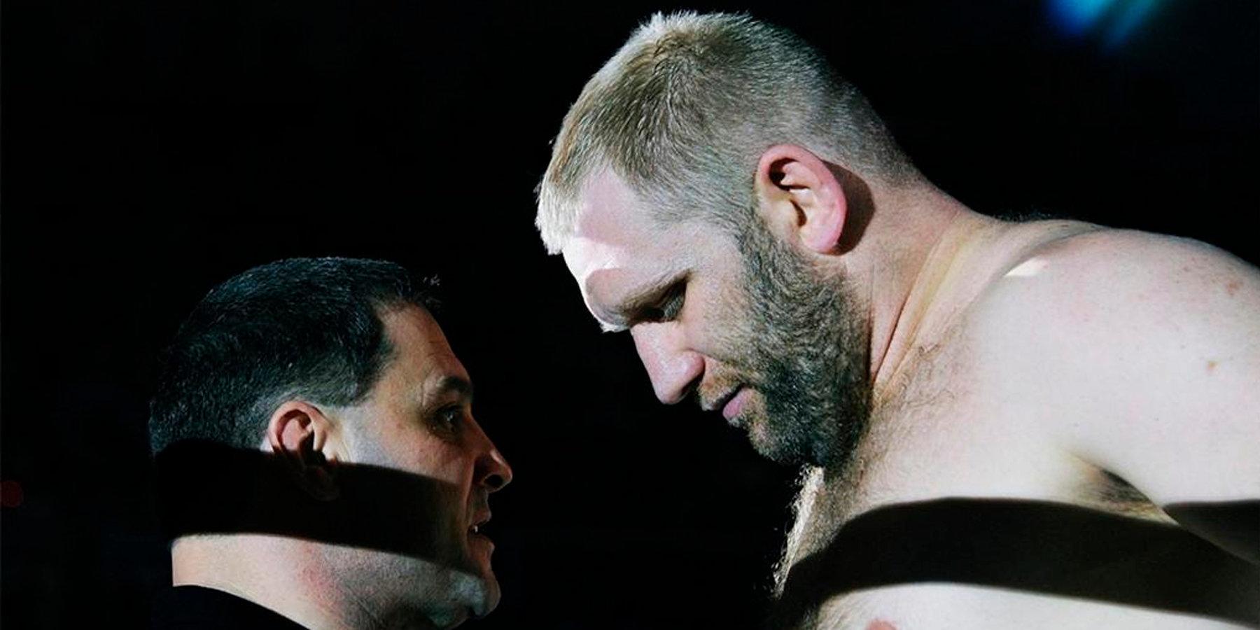 Харитонов нокаутировал Родригеса в титульном бою