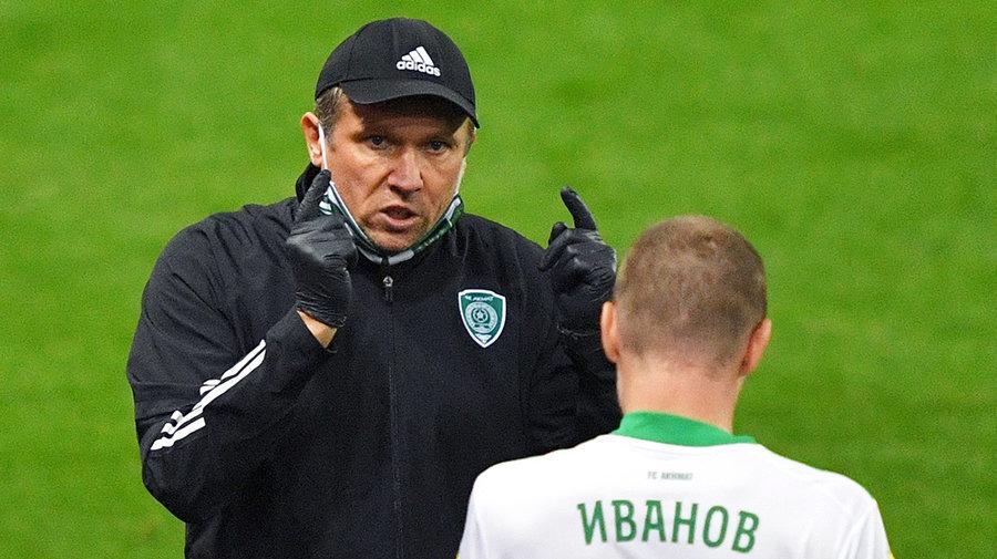 Олег Иванов: от Талалаева до Талалаева