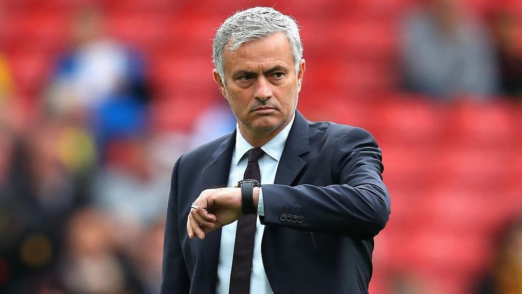 """Моуринью: «Болельщики заставили меня мгновенно проникнуться глубокими чувствами к""""Манчестер Юнайтед""""»"""