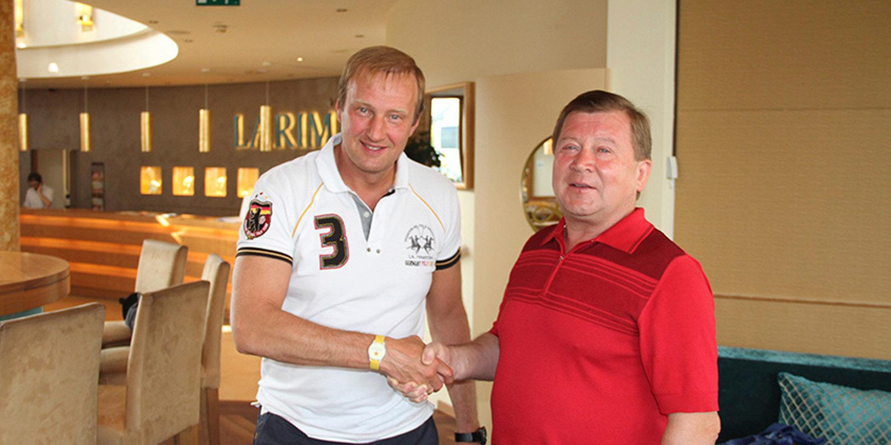 Николай Зайцев продлил договор с«Амкаром»