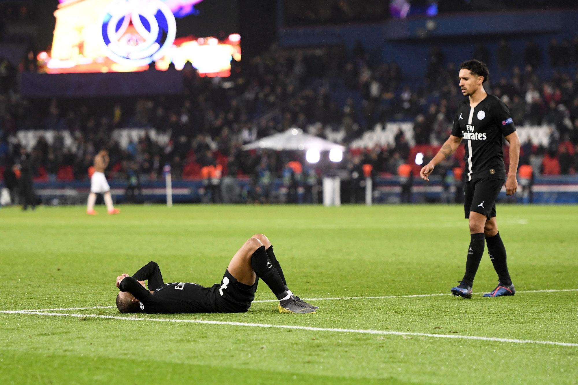 «ПСЖ» избежал поражения вматче со«Страсбургом»
