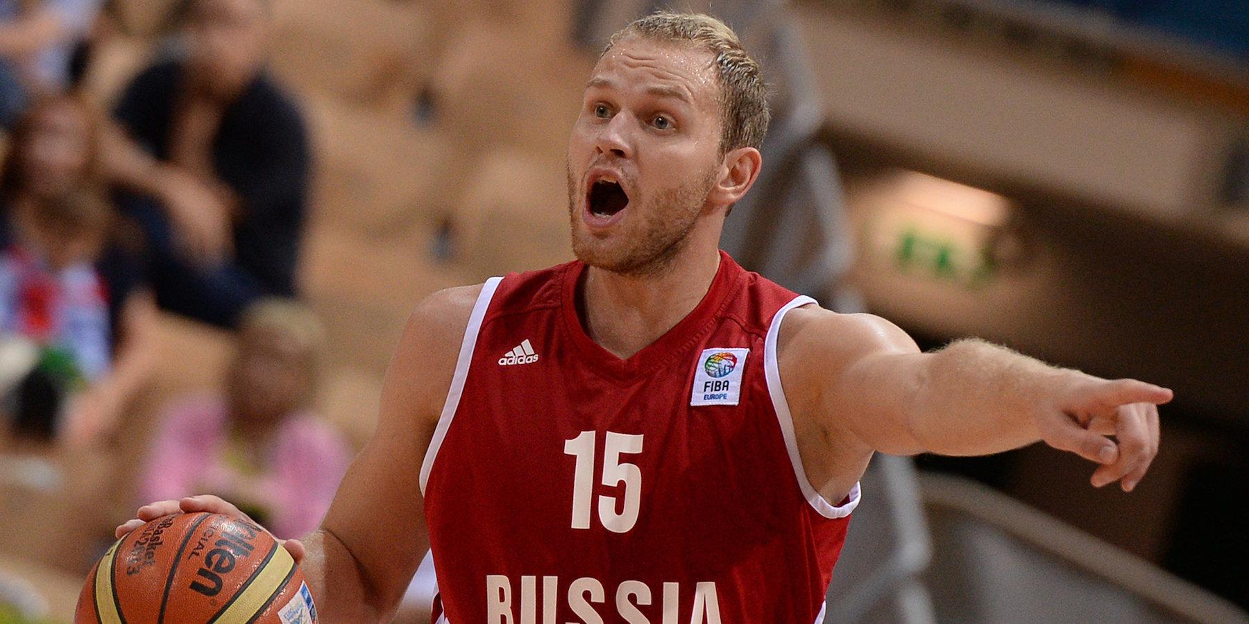 Антон Понкрашов — о первой тренировке со сборной 3×3: «Всё супер»