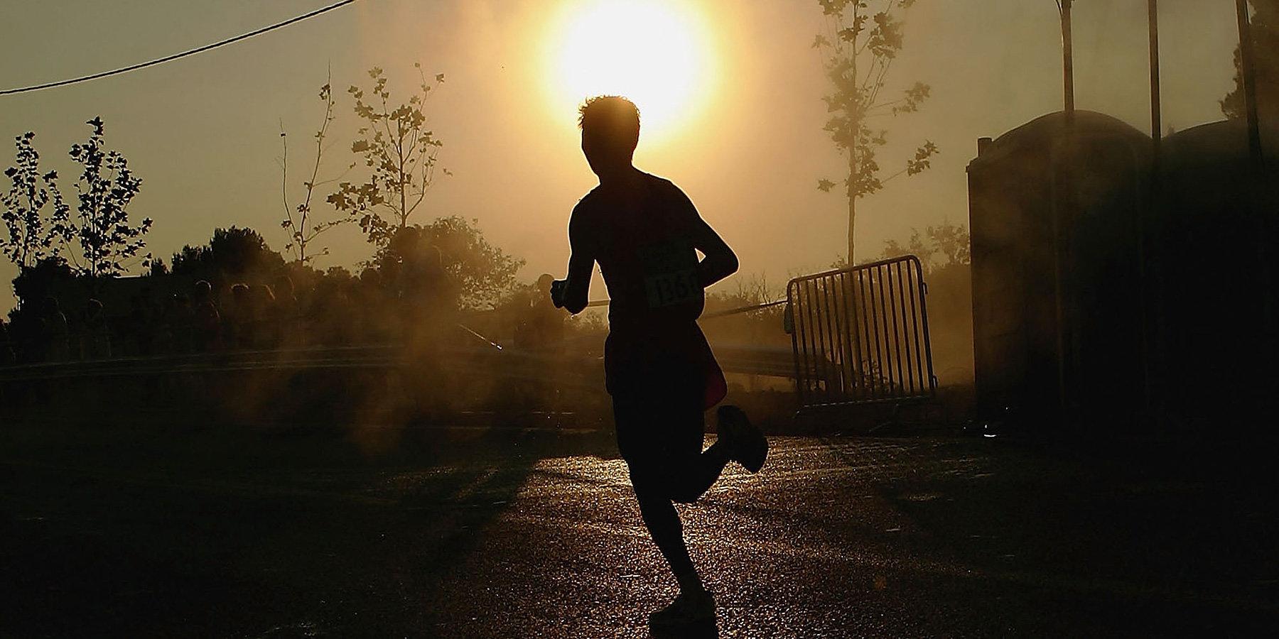ВНижнем Новгороде марафонец скончался вовремя забега