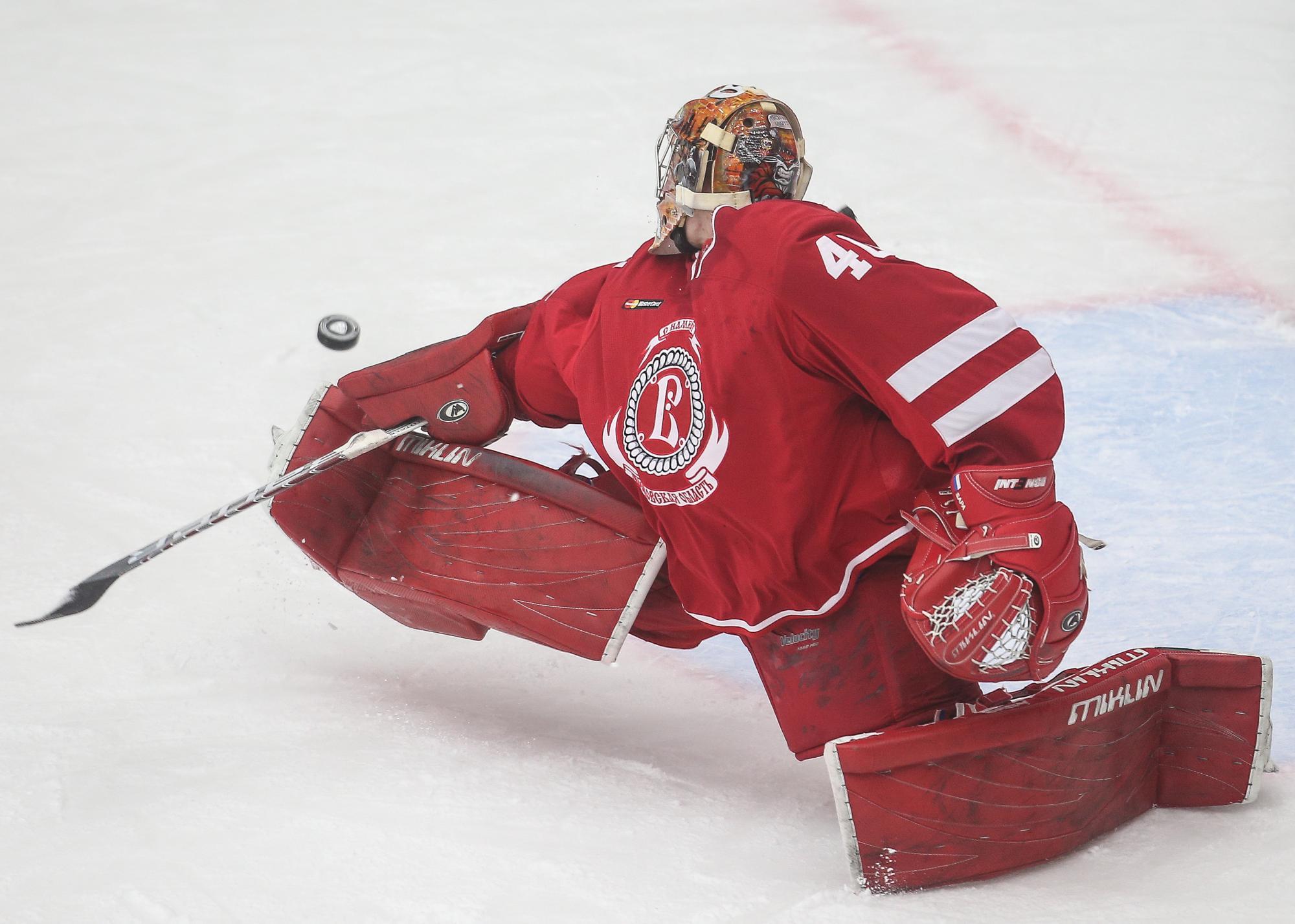 «Витязь» обыграл «Куньлунь» и впервый раз вистории вышел вплей-офф КХЛ