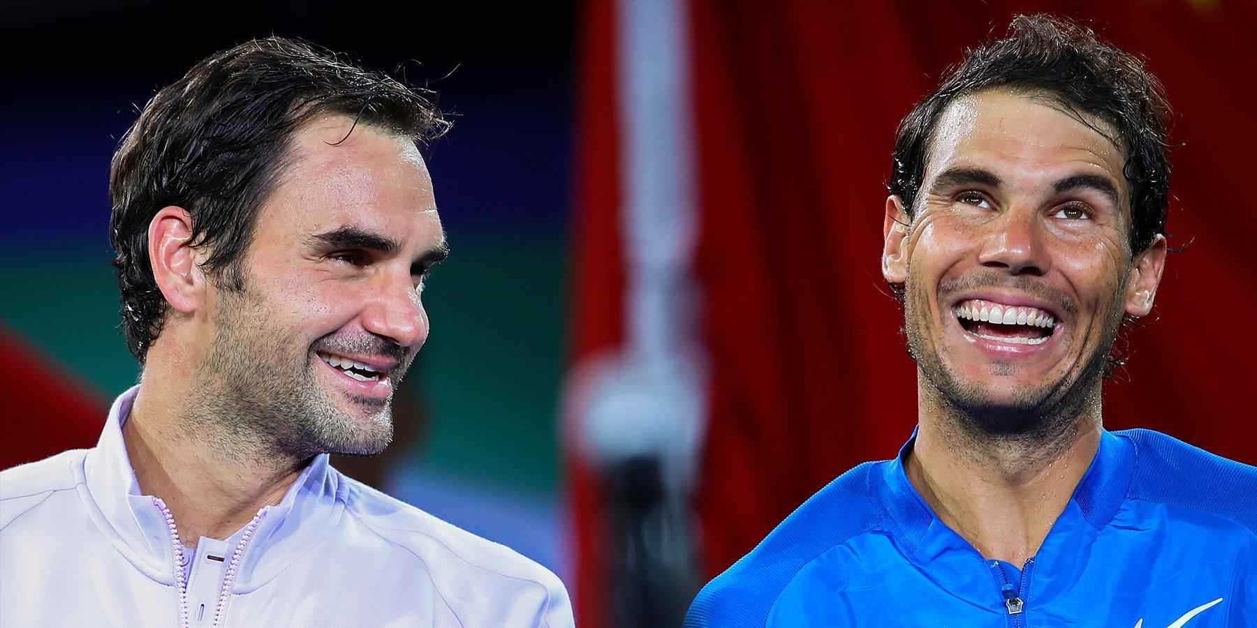 Роджер Федерер: «Надаль никогда не сдается»