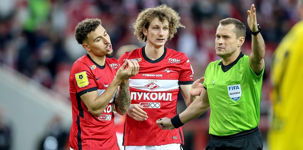 «Спартак» повторил рекорд по количеству своих игроков на чемпионате Европы
