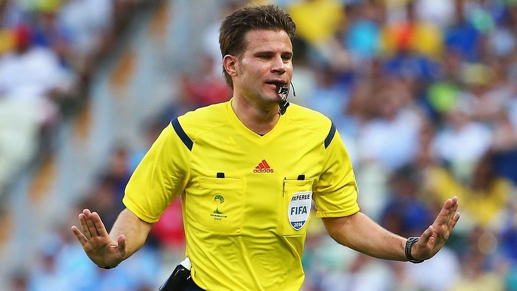 Феликс Брых назначен на полуфинальный матч между «ПСЖ» и «Ман Сити» в Лиге чемпионов