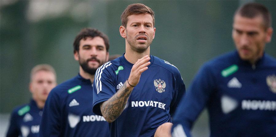 Александр Прудников: Жду от сборной победы, там должны собираться лучшие»