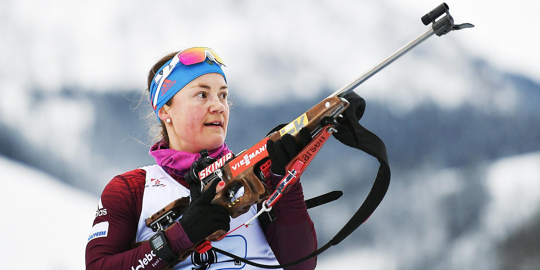 Екатерина Юрлова выиграла гонку преследования начемпионате Российской Федерации
