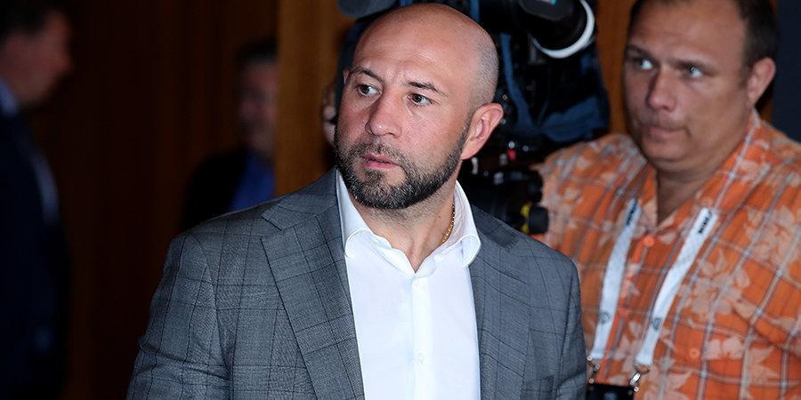 «Авангард» выступил с заявлением по поводу Сушинского. В его автосалоне в Санкт-Петербурге прошли обыски