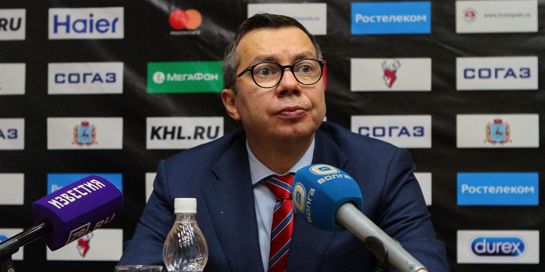 Илья Воробьев — о незасчитанном голе в матче с ЦСКА: «Раньше с таким не сталкивался»