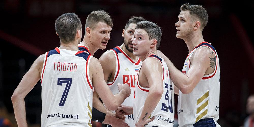 Сборная России проведет квалификацию Олимпиады в Хорватии или Канаде