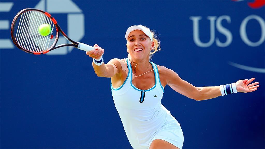 Елена Веснина: «Уже забыла о том, что играла в теннис до появления ребенка»