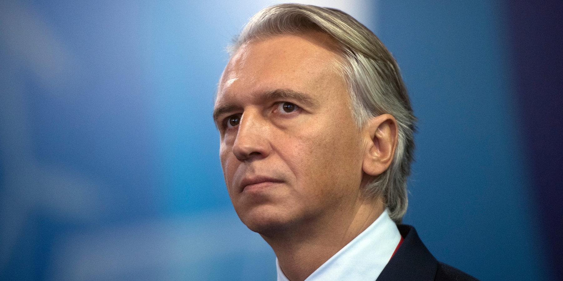 Александр Дюков — новый президент РФС