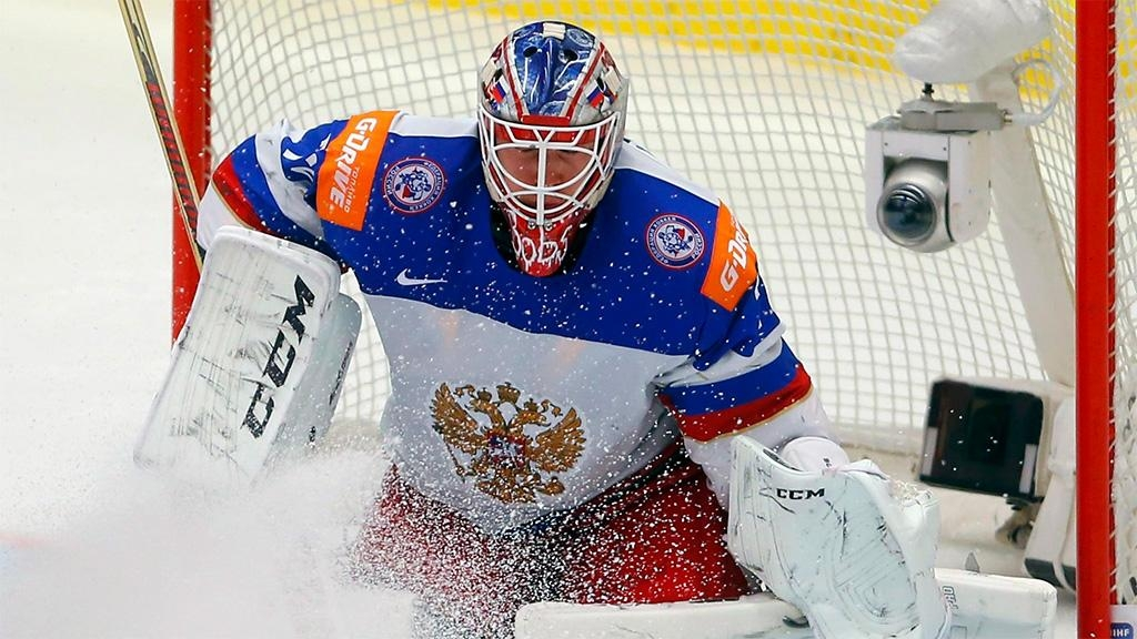 Новокузнечанин 2-ой раз вкарьере признан лучшим вратарем государственной Хоккейной Лиги