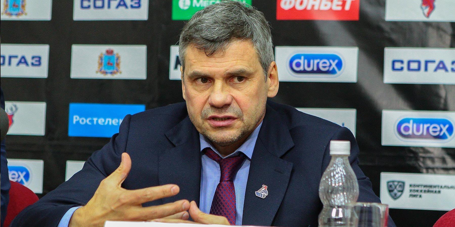 Дмитрий Квартальнов: «Будем играть в тот хоккей, на который способны»