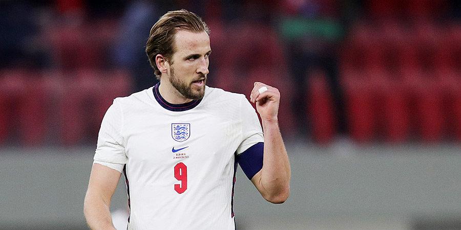 Сборная Англии огласила окончательную заявку на чемпионат Европы