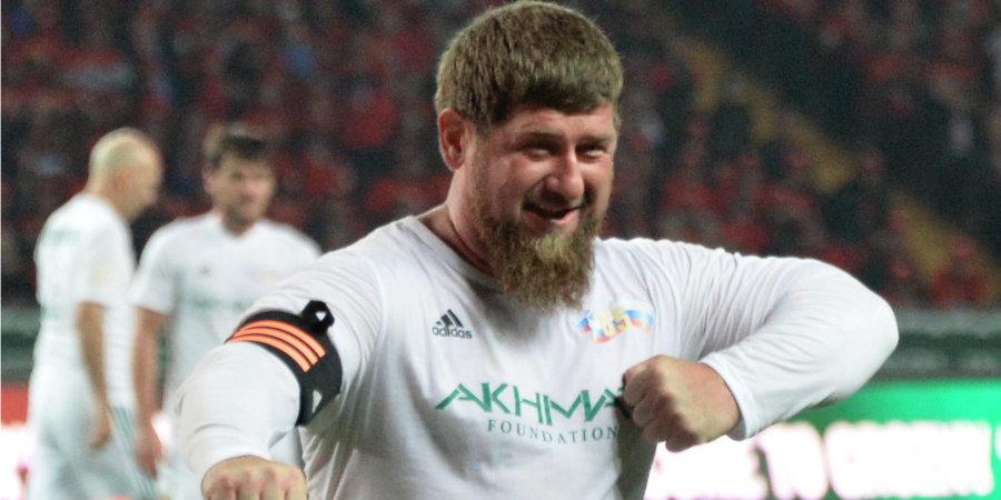 Кадыров отказался от потенциального боя против Нурмагомедова