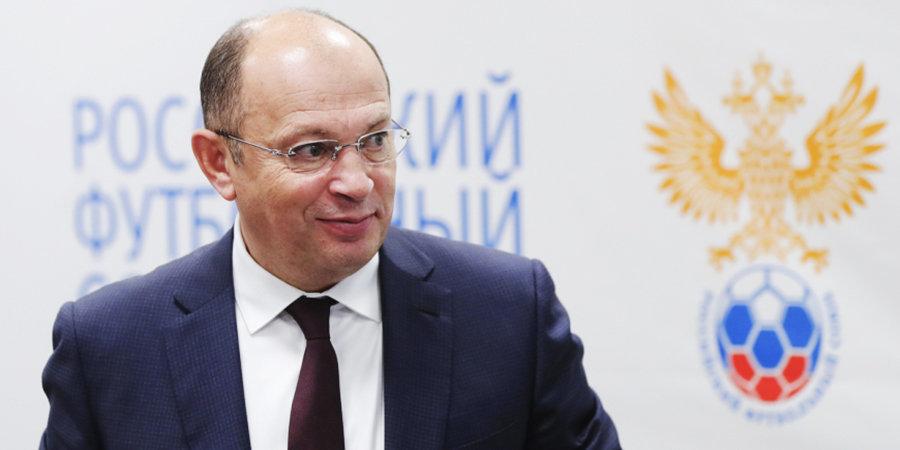 Прядкин ответил на вопрос о будущем тренере сборной России