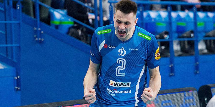 Московское «Динамо» стало чемпионом России, победив петербургский «Зенит»