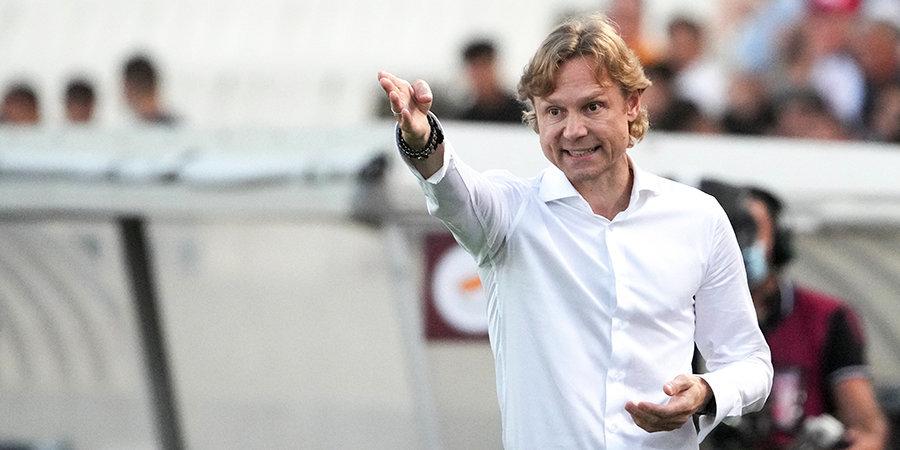 Александр Мостовой — о сборной России: «Это просто наш уровень. Мы же видим, что какой бы тренер не был, сильно лучше играть мы не будем»