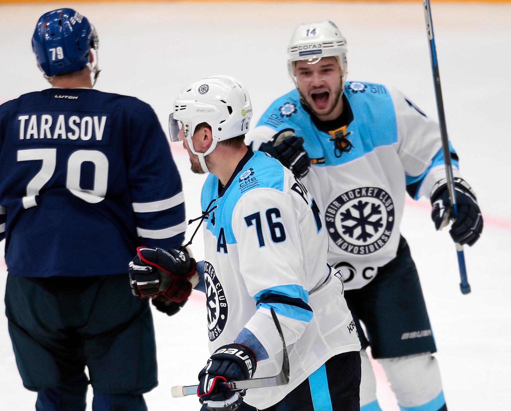 Сможет ли Сибирь обыграть Динамо Рига На что делать ставки на КХЛ 7 Октября 2018