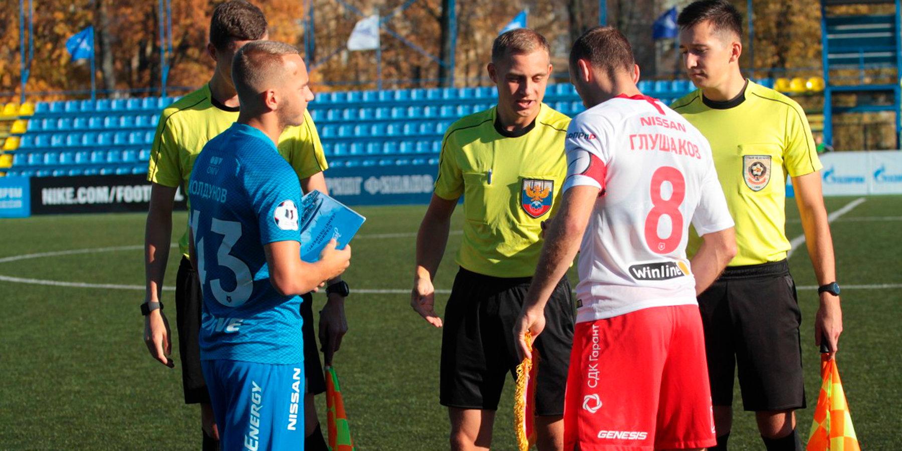 Глушаков иЕщенко сыграли против Зенита вмолодежном первенстве