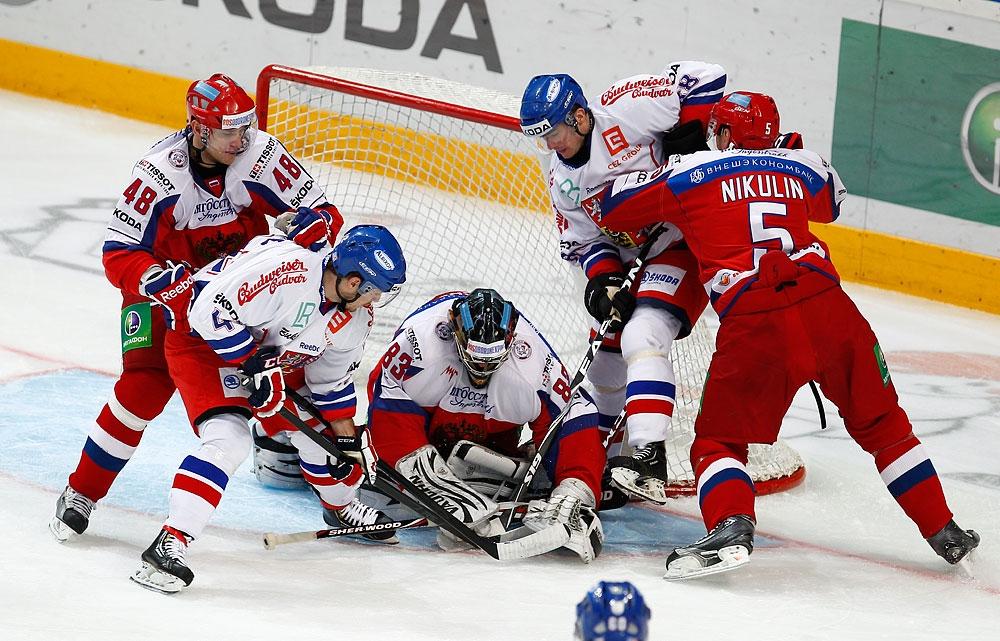 хоккей прямая