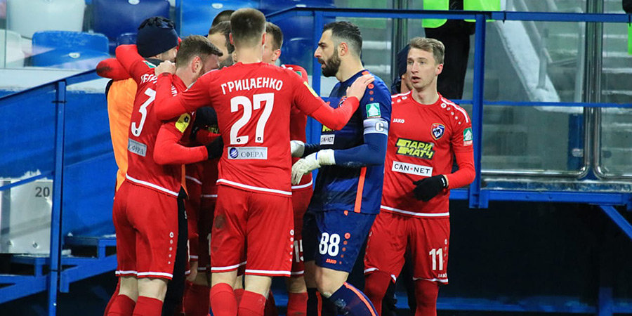 Спортивный директор «Тамбова»: «Возобновление сезона для нас тяжело и накладно»