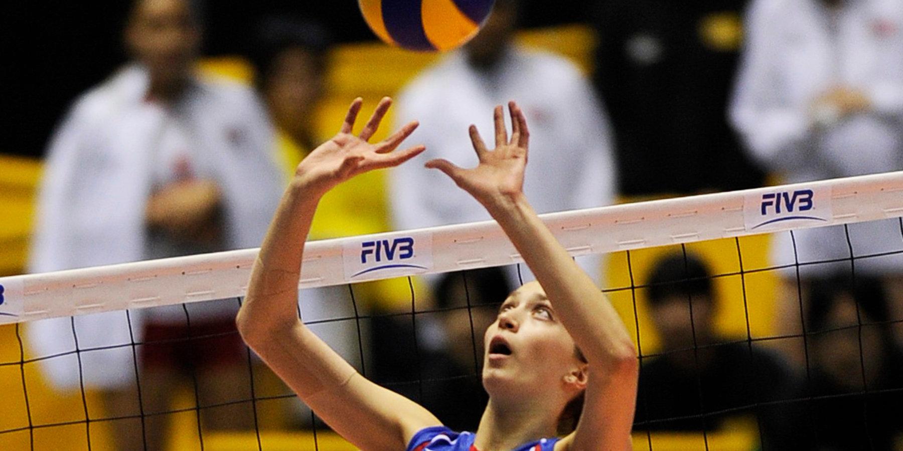 В составе женской сборной России произошли изменения