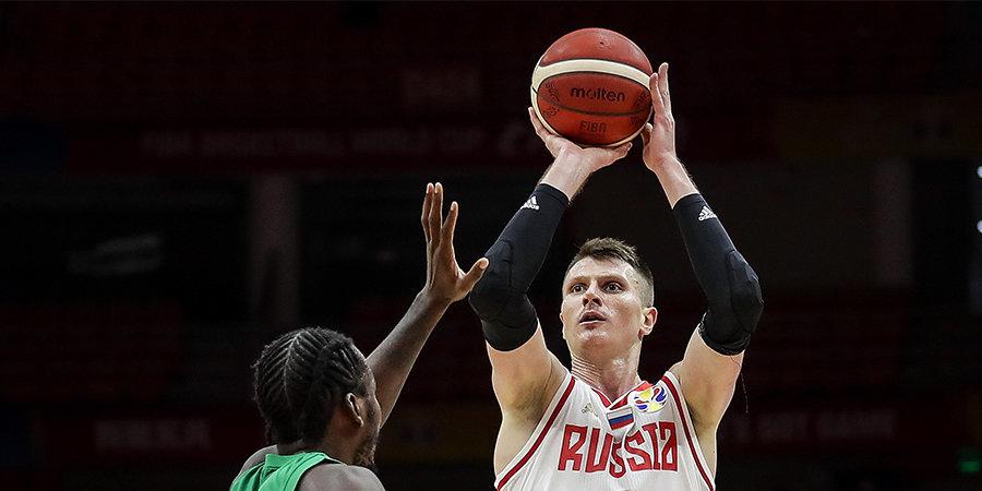 Воронцевич выбран капитаном сборной России