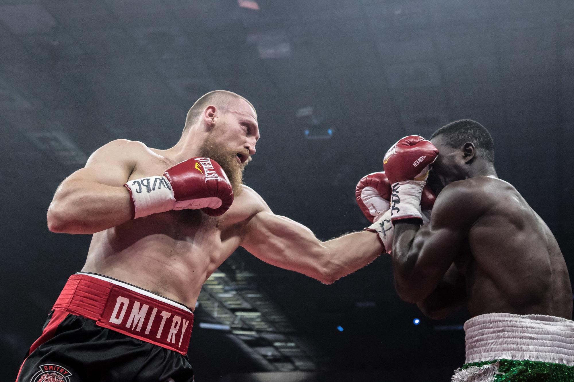 Определились соперники Гассиева иКудряшова во глобальной боксерской суперсерии