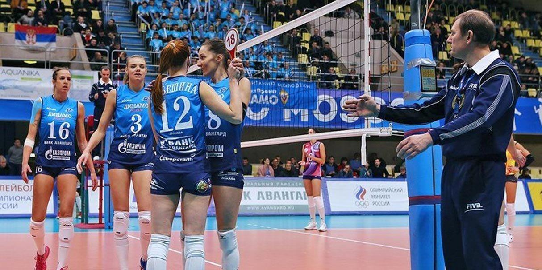 Московское «Динамо» стало 4-кратным обладателем Кубка России
