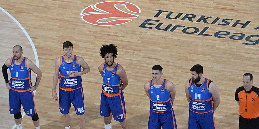 Евролига проведет предсезонные турниры в Литве и Испании