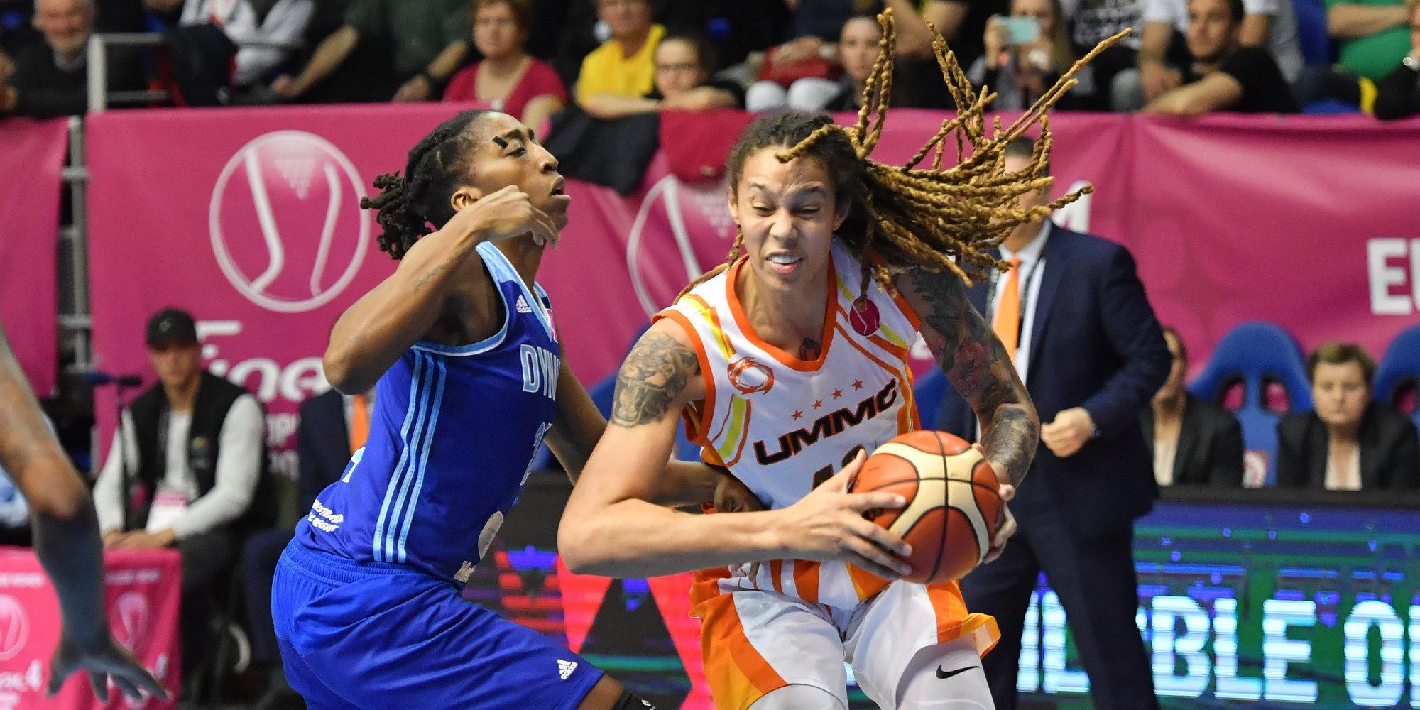 УГМК в пятый раз стал чемпионом женской Евролиги
